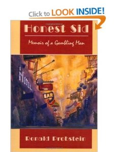 Honest Sid by Ronald Probstein